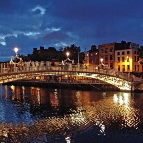 Vida nocturna en Dublín