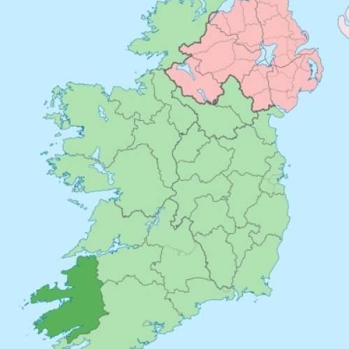 Situación de Killarney en el mapa