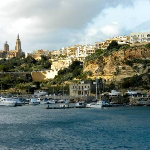 Puerto de Mgarr