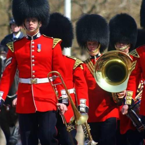 Guardia Real en Londres