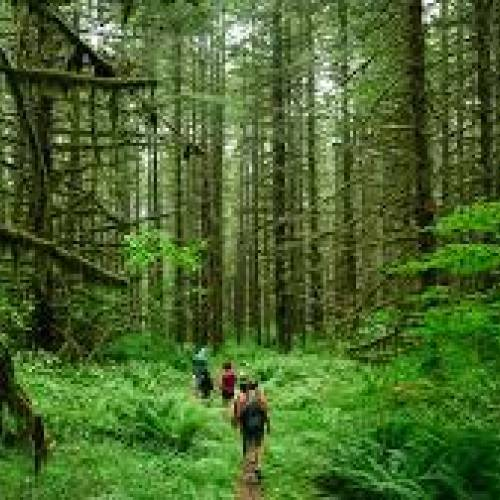 La Columbia Británica, destino natural