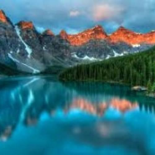 La Columbia Británica tiene lugares bellos