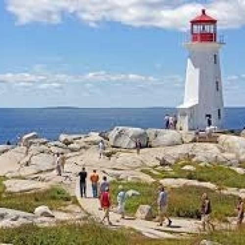 El mítico faro de Halifax