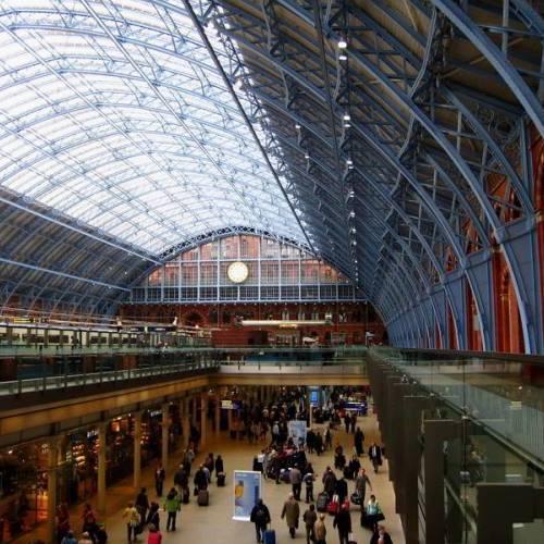 Estación de trenes de Londres