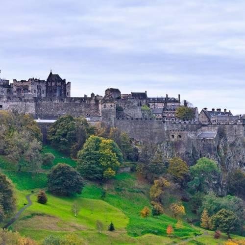 Panorámica de Edimburgo