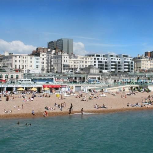 Panorámica de Brighton