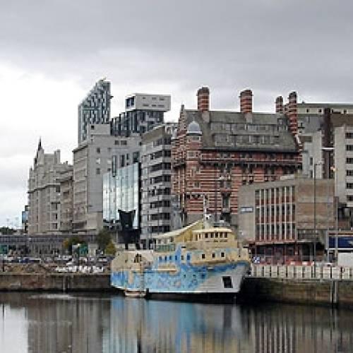 Panorámica de Liverpool