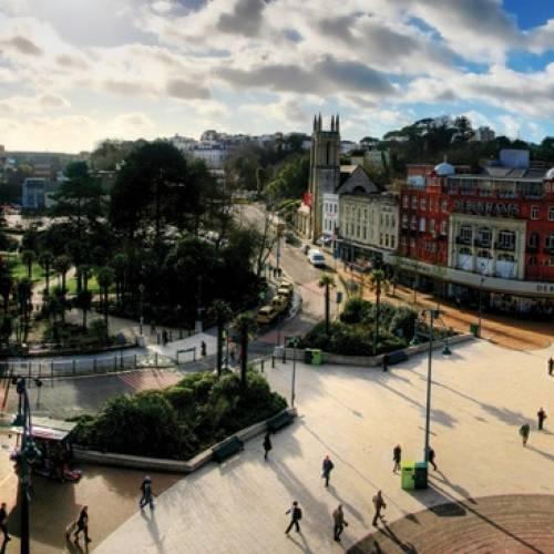 Panorámica de Bournemouth