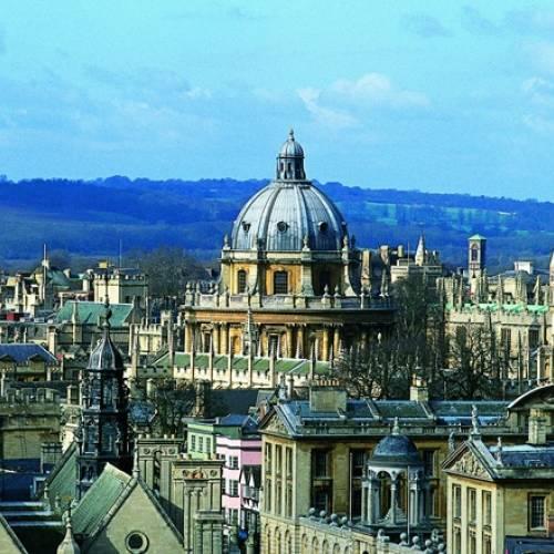 Panorámica de Oxford