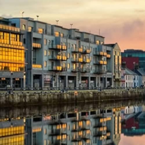 Panorámica de Galway