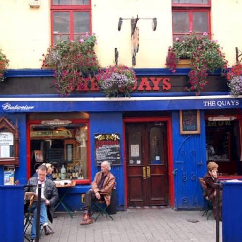 Pub en Galway
