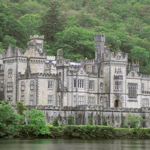 Castillo en Galway
