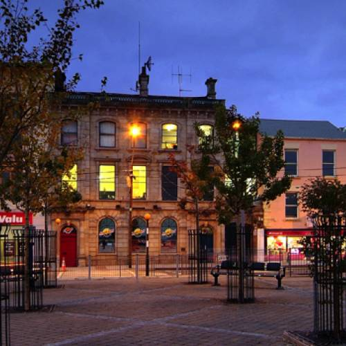 Plaza en Wexford