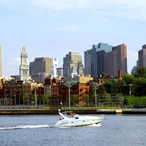 Panorámica de Boston