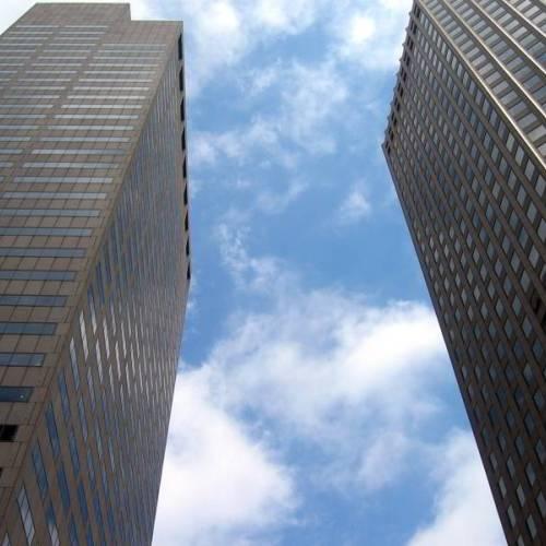 Rascacielos en Boston