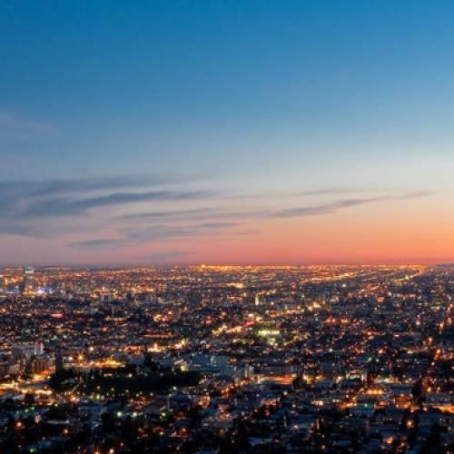 Panorámica de Los Ángeles