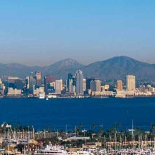 Panorámica de San Diego
