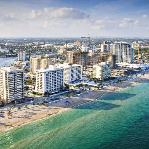 Playa en Ford Lauderdale