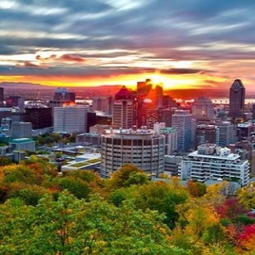 Panorámica de Montreal