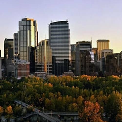 Panorámica de Calgary