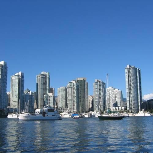 Panorámica de Vancouver