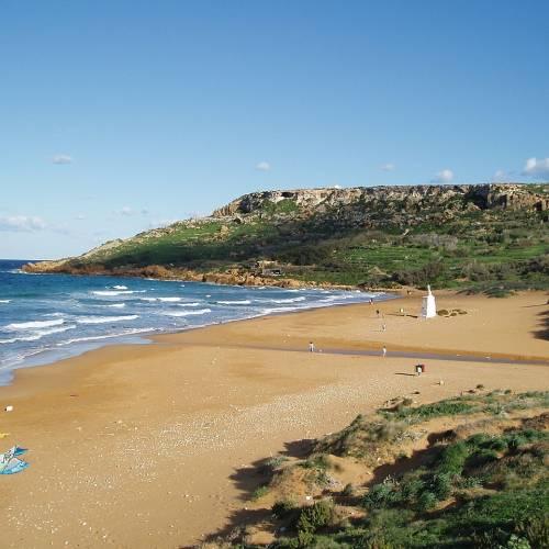 Playas de Gozo