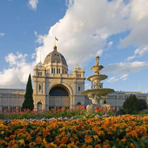 Royal Exhibition Centre, Melbourne