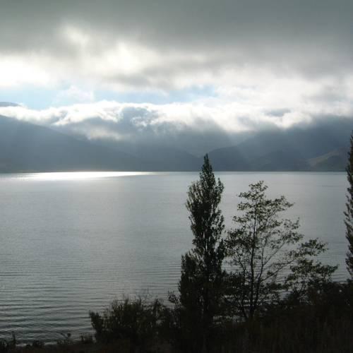 Lago Benmore, Nueva Zelanda