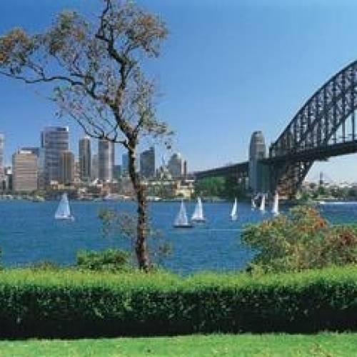 Vista de Sydney, Australia