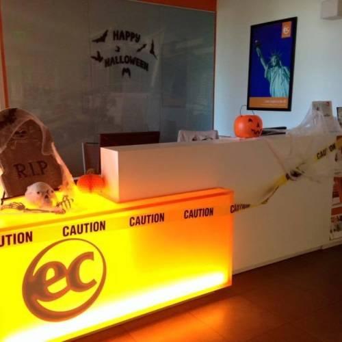 Halloween en EC