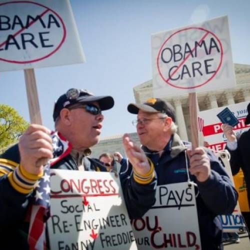 Ciudadanos en contra de la ACA