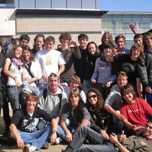 excursiones de grupos de colegios