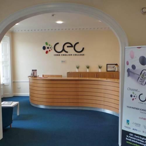 visita a Cork English College