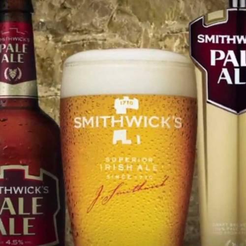 Tipos de cerveza de Irlanda - smithwicks