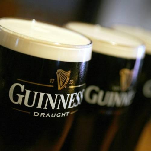 Tipos de cerveza de Irlanda - guinness