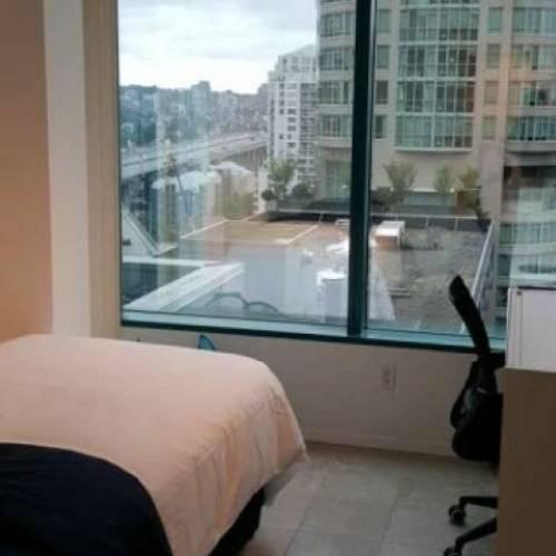 Residencia de estudiantes en Vancouver