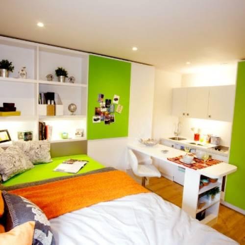 Alojamiento en estudio individual en Bristol