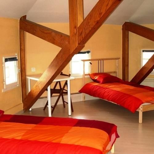 Apartamento compartido en Lyon, Francia