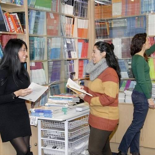 Biblioteca de la escuela