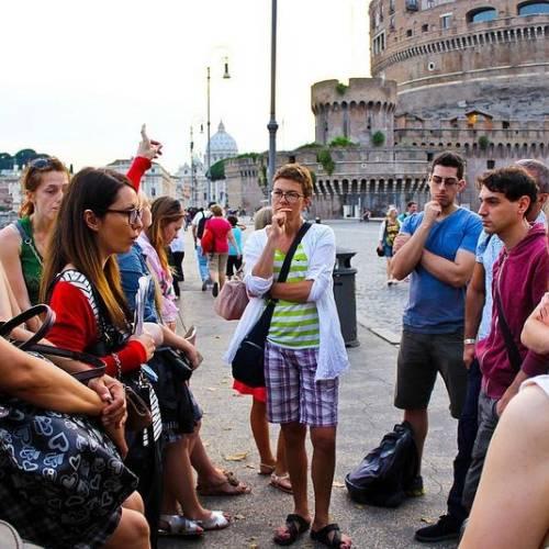 Programa de actividades en Roma