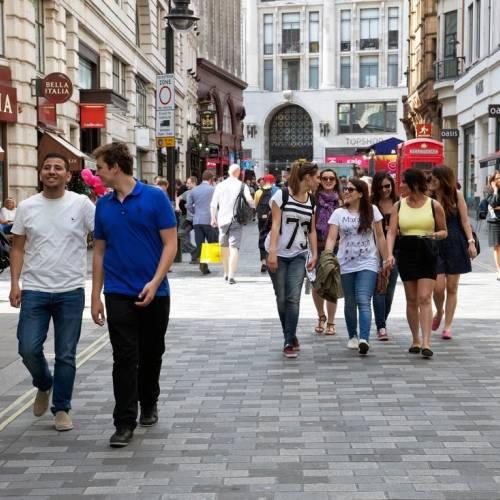Estudia inglés en el centro de Londres