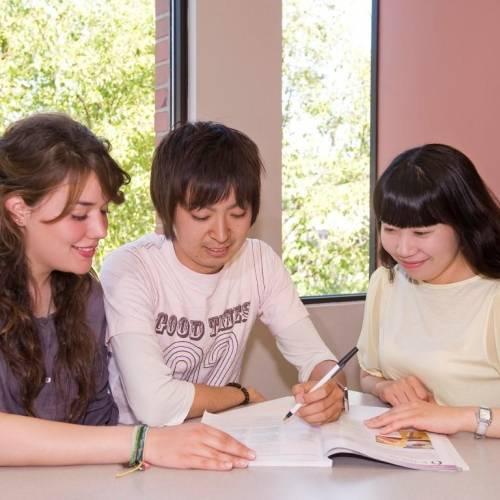 Escuela de inglés Global Village en Victoria, Canadá