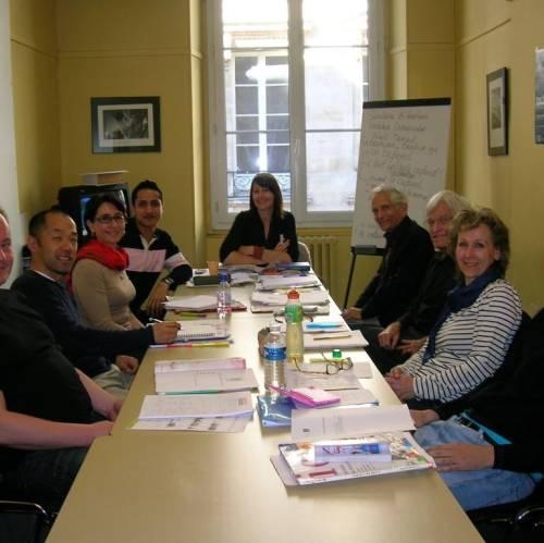 Aprende francés en Burdeos
