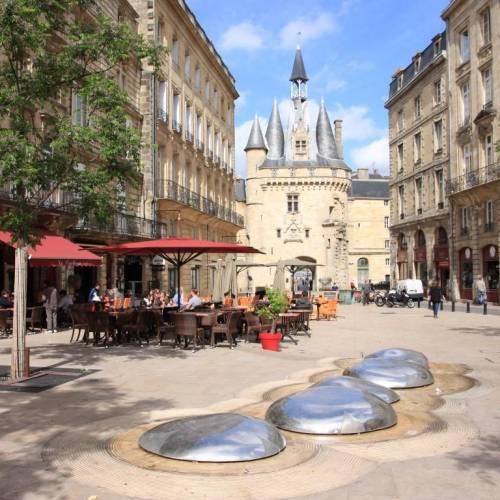 Casco histórico Burdeos, Francia