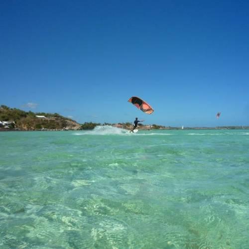 Kitesurf en Martinica