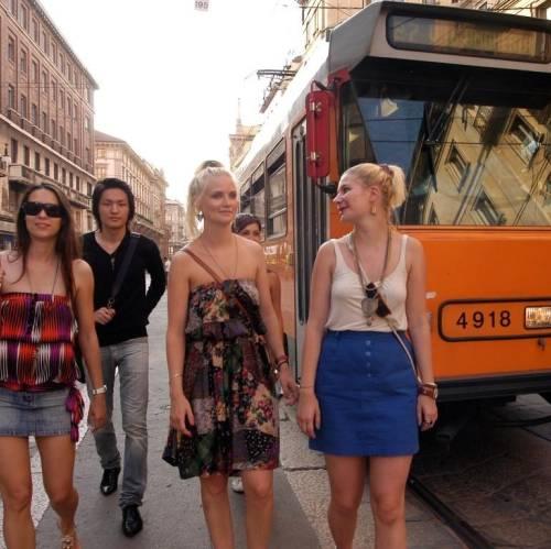 Aprende italiano en Milan, Italia