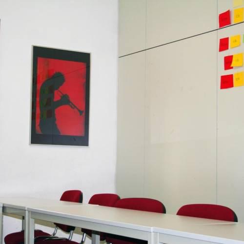 DiD Frankfurt - aula
