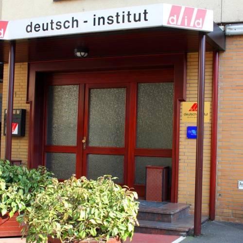 Did Deutsch Institut escuela de aleman en Frankfurt