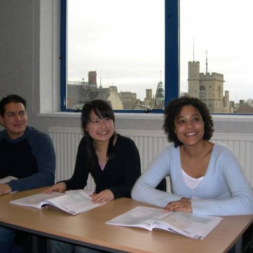 Aprende inglés en Oxford School of English