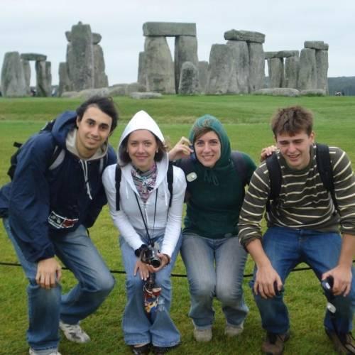 Excursión a Stonehenge, Inglaterra
